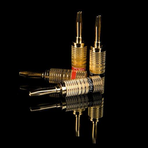 De Norstone Banaanstekkers / banaanpluggen zijn uitermate geschikt voor uw luidsprekerkabel. De Norstone pluggen zijn vast te draaien op uw kabel