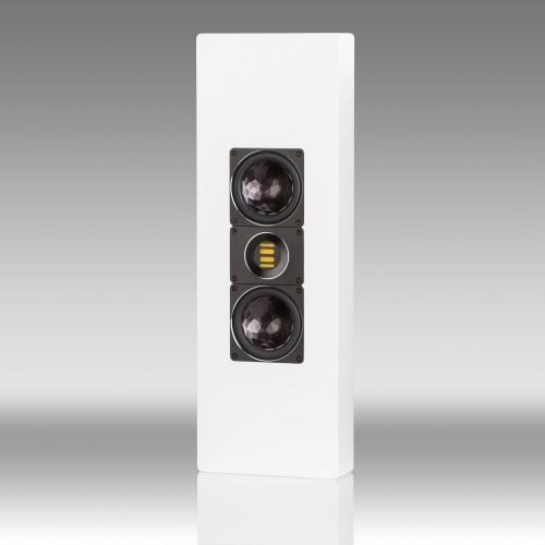 Elac 1665 Hans Audio 2 Elac wandspeakers nu ook in het zwart leverbaar!