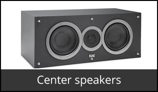 Beste Center speakers