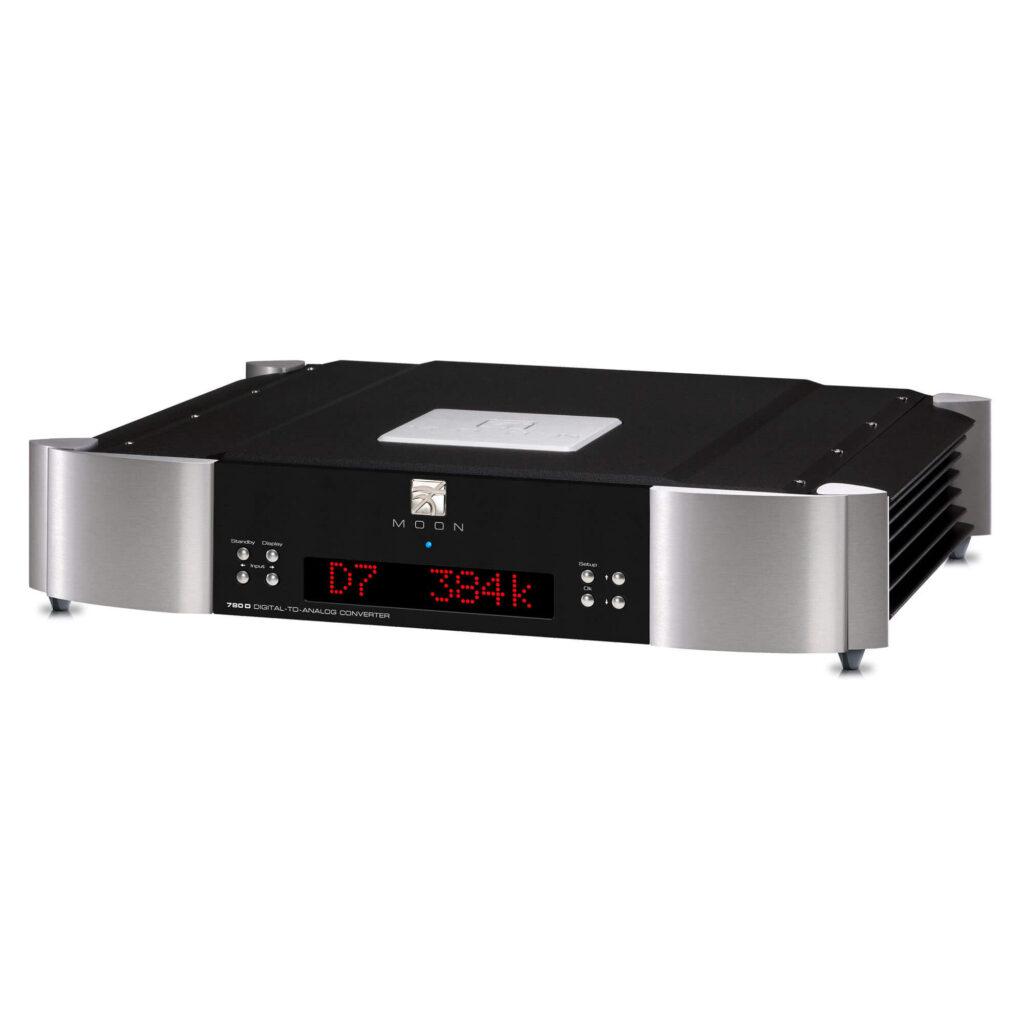 MOON 780D V2 Two Tone DAC Netwerkspeler