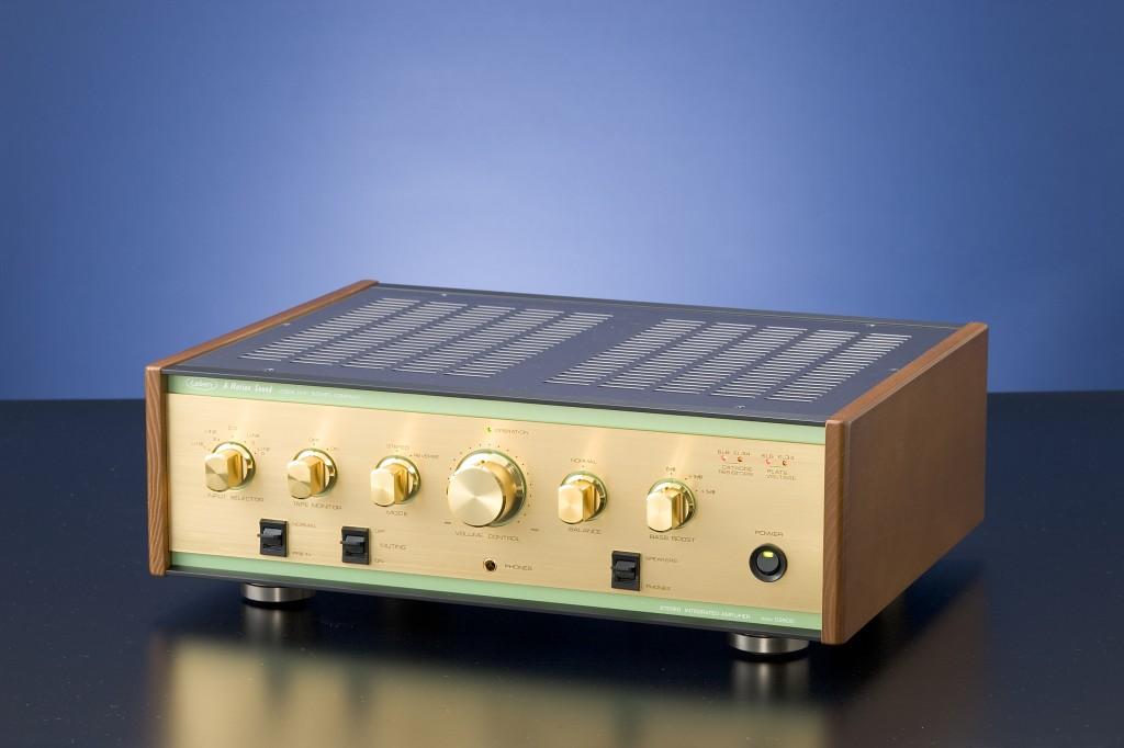 De Leben CS 600 X is de grootste geintegreerde buizenversterker van Leben