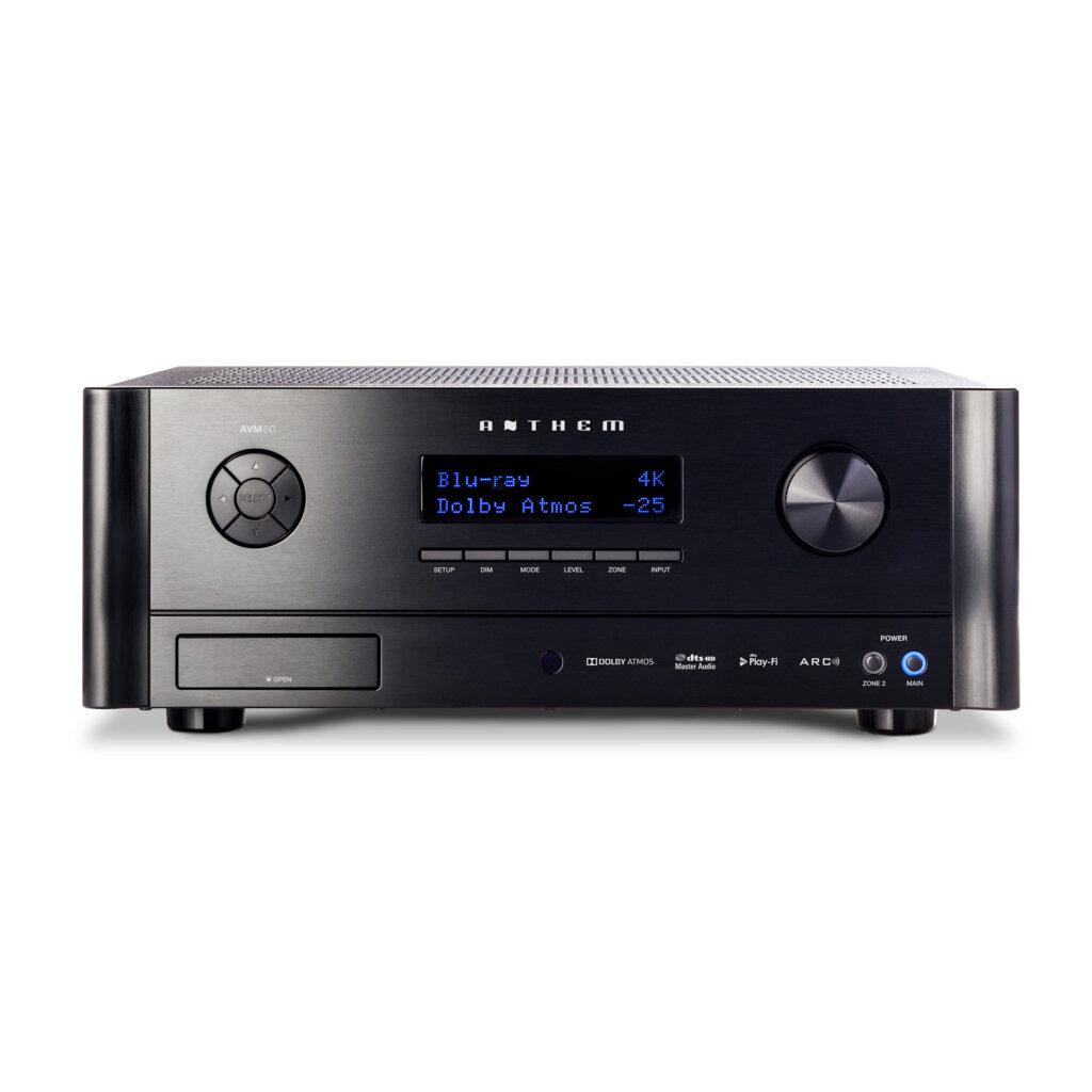 Anthem AVM 60 is surround processor