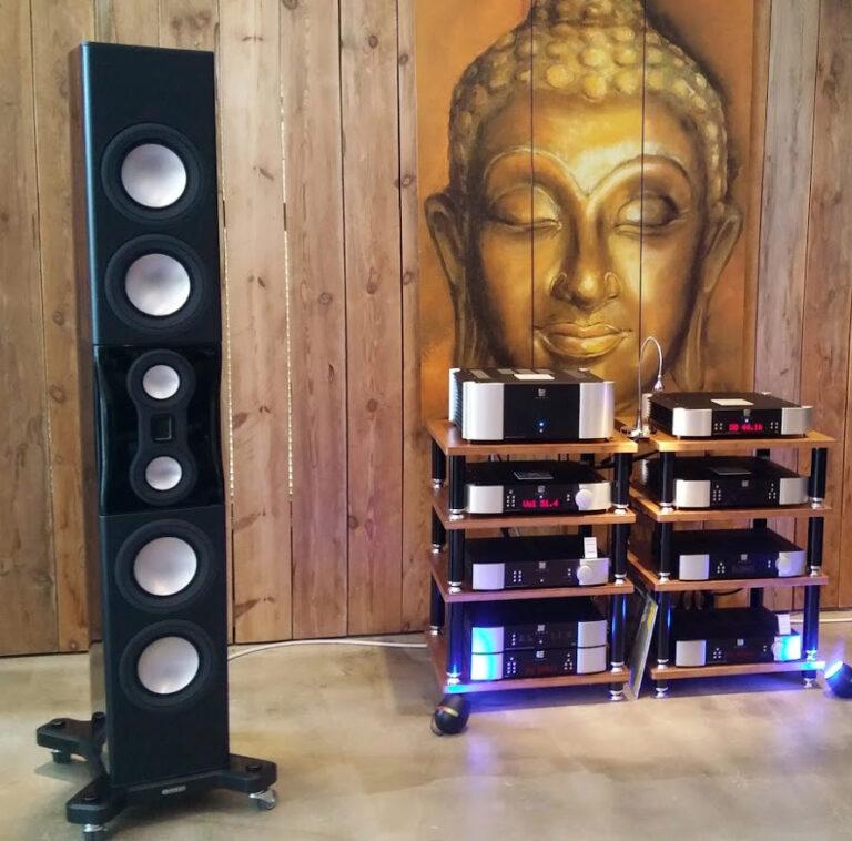 Monitor Audio PL500 II Hans Audio 1 1 Uitbreiding Monitor Audio Platinum serie