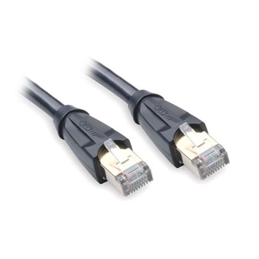 De QED Performance Ethernet Graphitekabel
