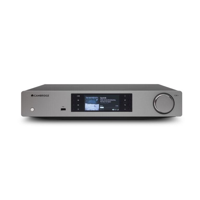 De Cambridge Audio CXN V2 is de netwerkspeler van Cambridge uit de CX lijn