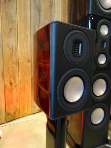 Monitor Audio PL100 II Hans Audio 1 Uitbreiding Monitor Audio Platinum serie
