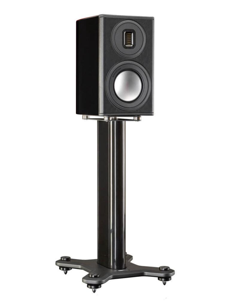 Monitor Audio PL100 II zwart Hans Audio Uitbreiding Monitor Audio Platinum serie
