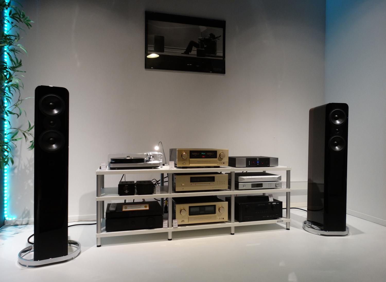 Q Acoustics Concept 500 Hans Audio 3 Primeur: Eerste dealer in Nederland met de Q Acoustics Concept 500