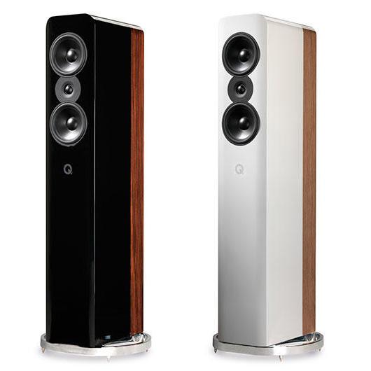 De Q Acoustics Concept 500 is de top luidspreker van Q Acoustics