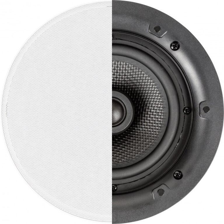 Elac IC 1005 Hans Audio 2 Elac wandspeakers nu ook in het zwart leverbaar!