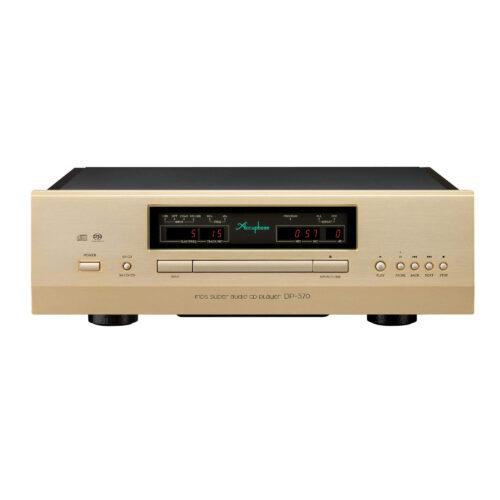 Accuphase DP-570 Cd-speler Voorkant
