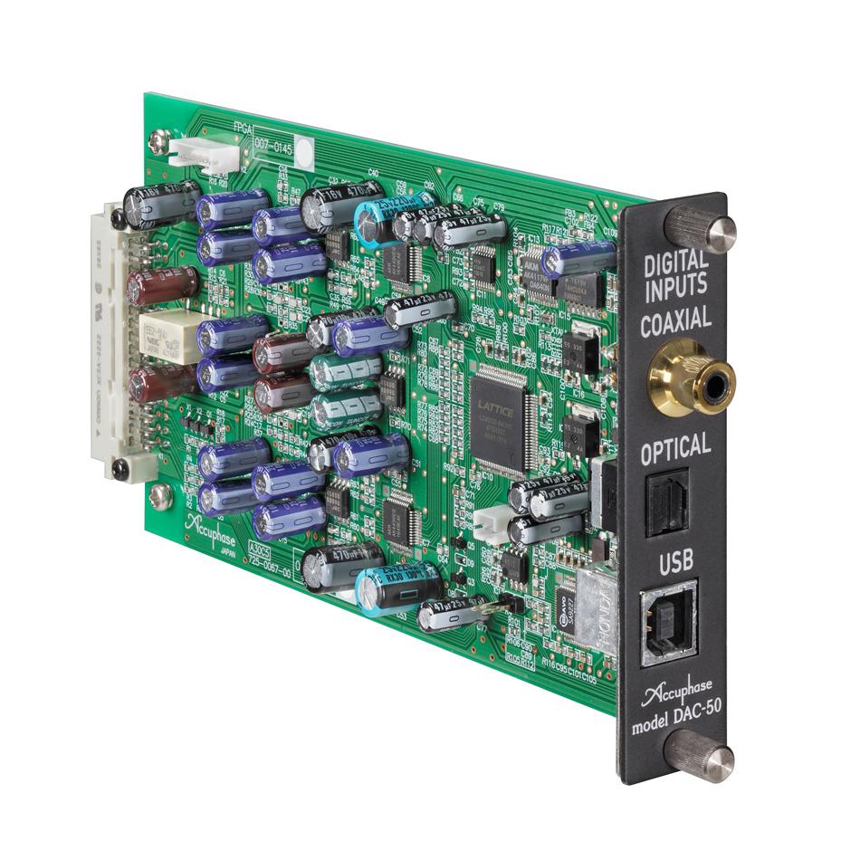 Accuphase DAC-50 DAC Board