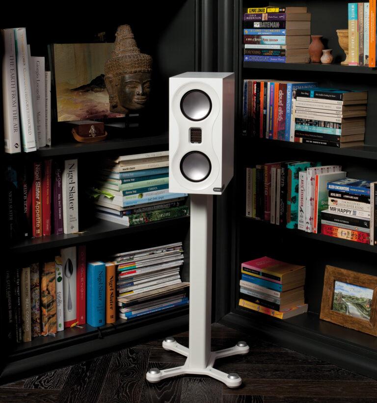 Monitor Audio Studio Wit Hans Audio 1 Nieuw binnen: Nativ Vita Music Player en Monitor Audio Studio