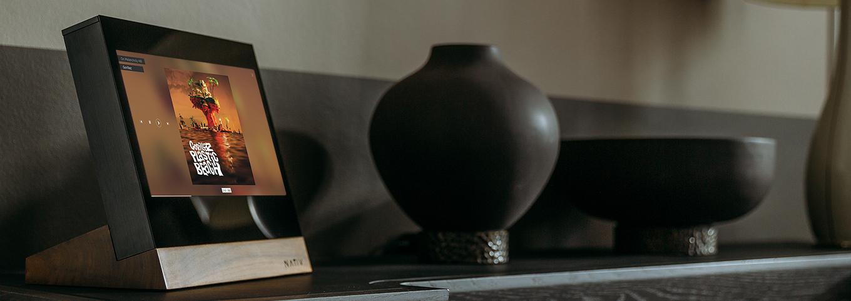 Nativ Audio Nieuw binnen: Nativ Vita Music Player en Monitor Audio Studio