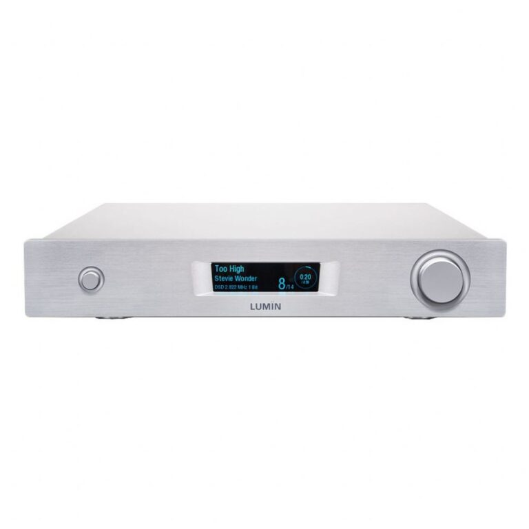 Lumin M1 Hans Audio 1 Nieuw binnen: Lumin T2