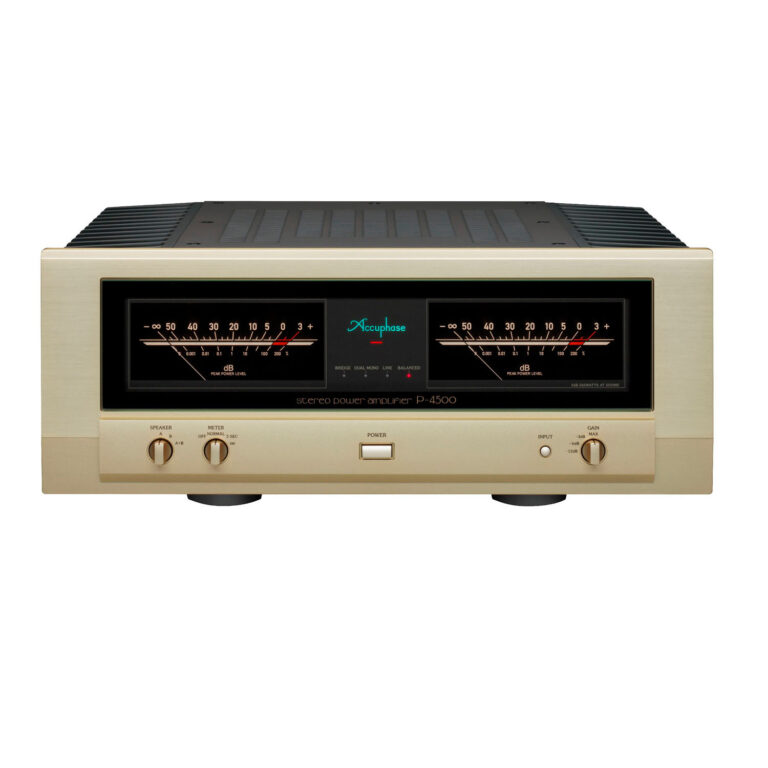 Accuphase P4500