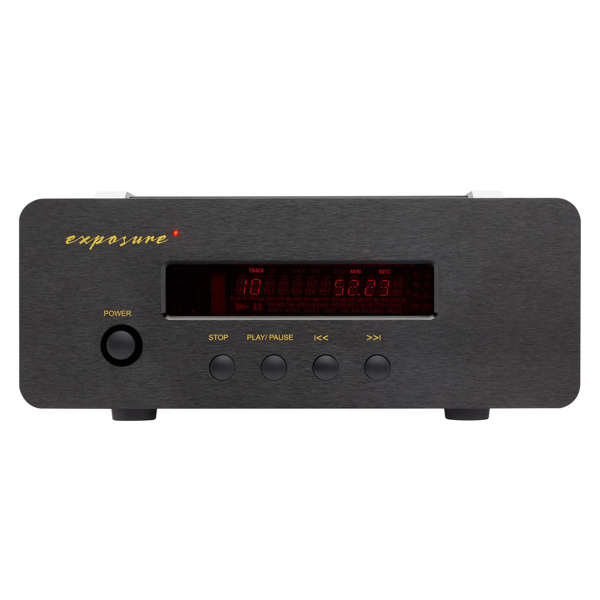 exposure xm cd speler hans audio inruil mogelijk engelse fabricageexposure xm cd speler