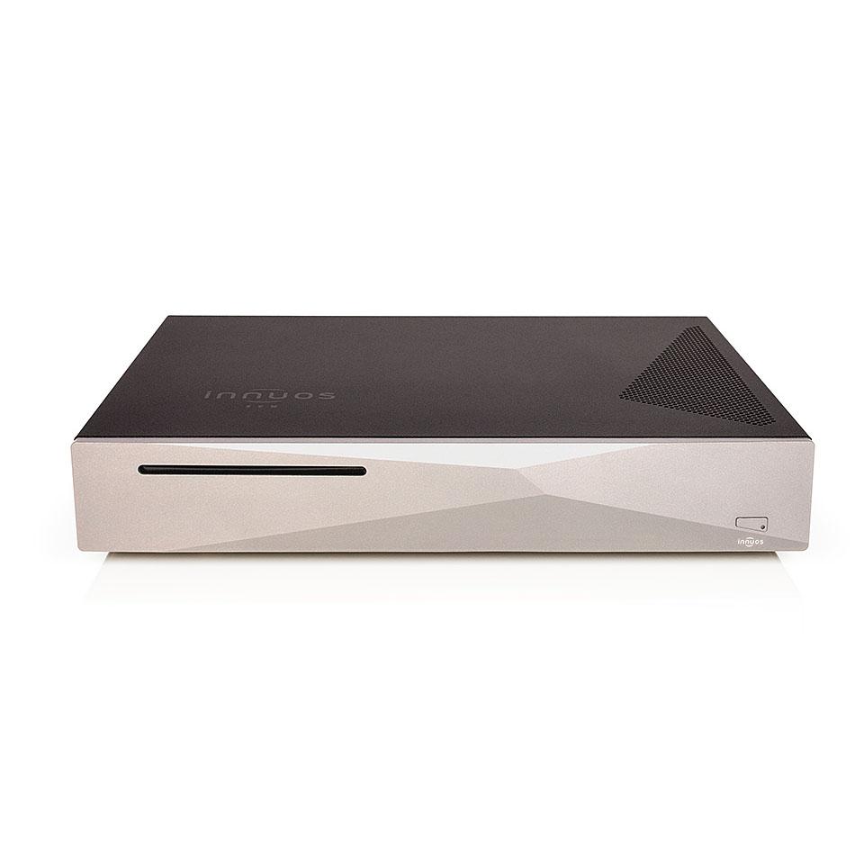 De InnuOS ZEN MK3 is een netwerkspeler, cd-ripper en opslag in één apparaat