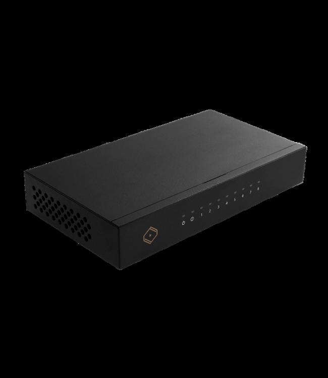 De Silent Angel is de ideale switch voor uw streaming apparaten