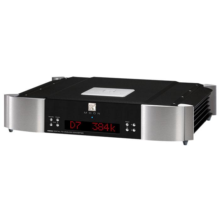 De Moon 680D is zowel DAC als netwerkspeler en heeft MQA decodering. De 680D is tevens te gebruiken als Roon Endpoint