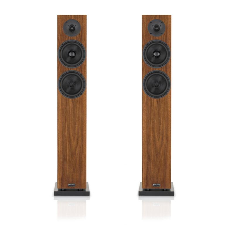 De Audio Physic Classic 8 is een 2,5 weg vloerstaander van Audio Physic uit de Classic serie