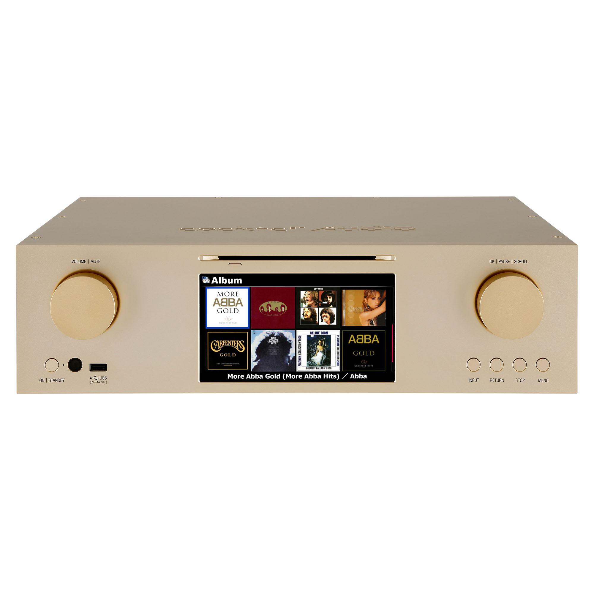 De Cocktail Audio X50Pro is het topmodel netwerkspeler en opslag van Cocktail Audio zonder DAC