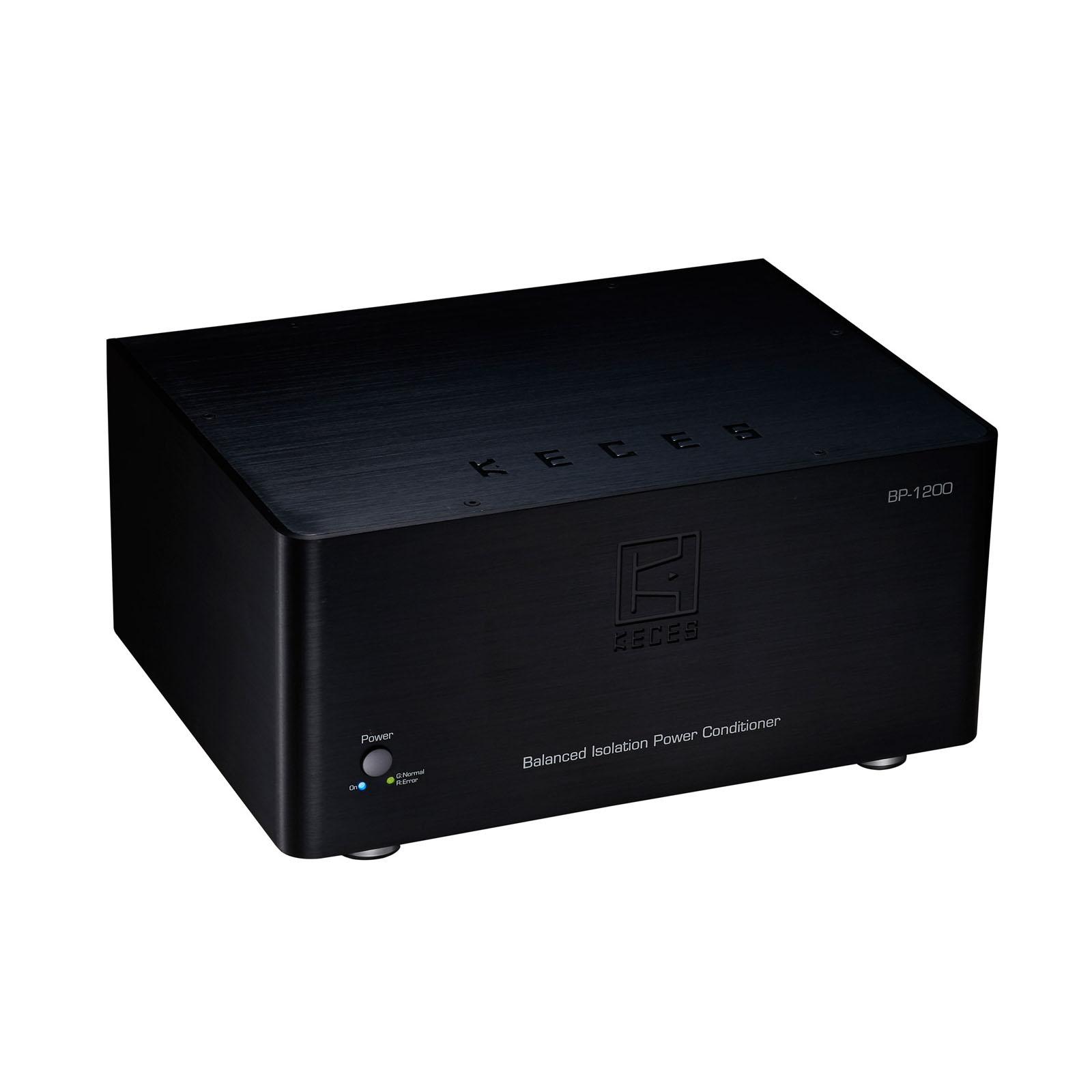 De Keces Audio BP1200 is de ideale aanvulling voor iemand die 4 apparaten wil aansluiten