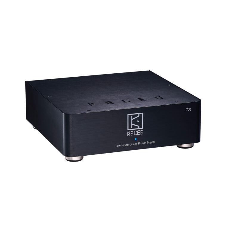 De Keces Audio P3 is de ideale upgrade voor netwerkspeler / dac of phono versterker