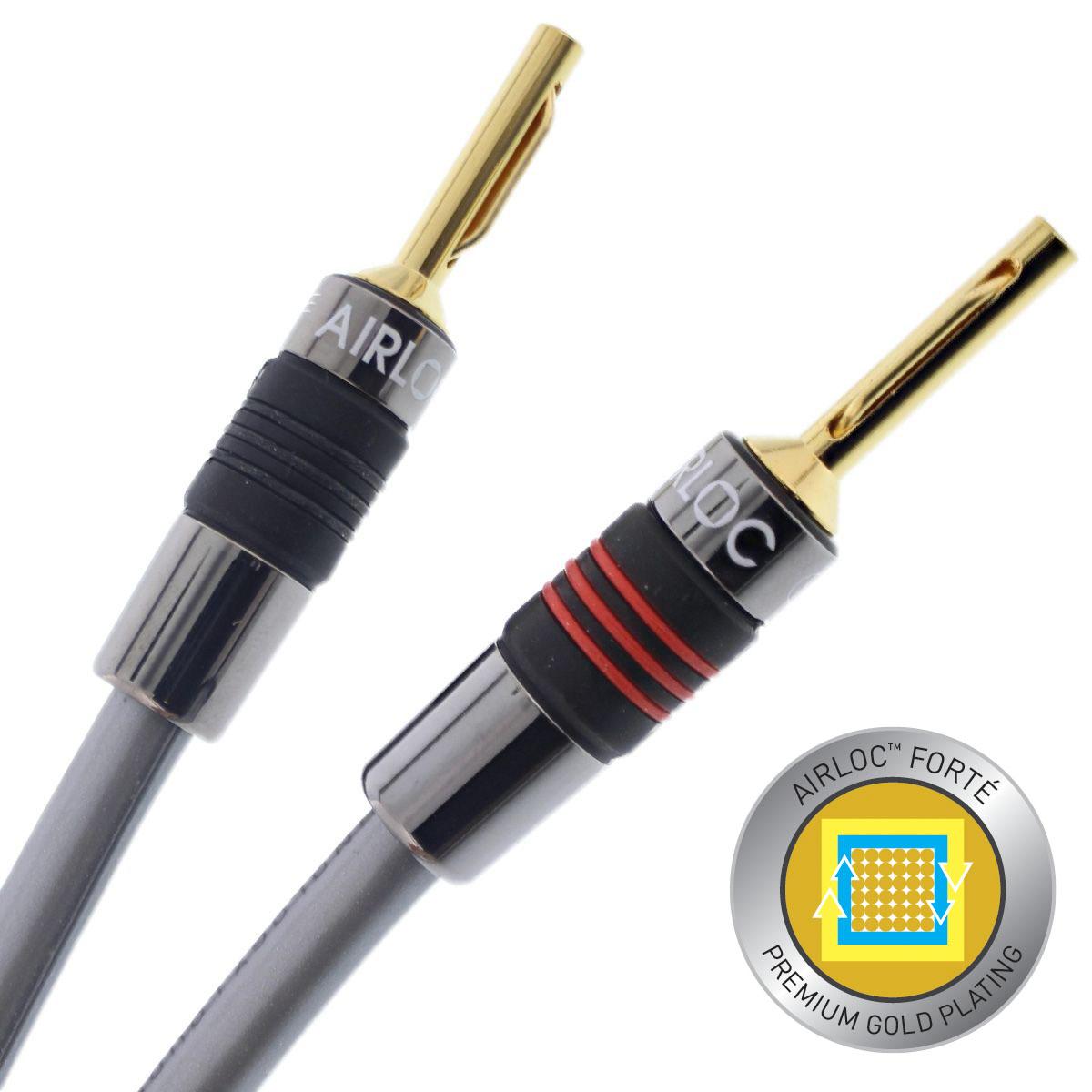 De QED XT40i Airloc is de upgrade van de QED XT40i luidsprekerkabel. De ideale aanvulling voor uw apparatuur