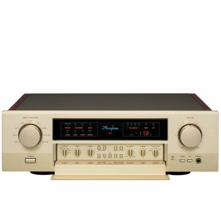 Accuphase C-2420