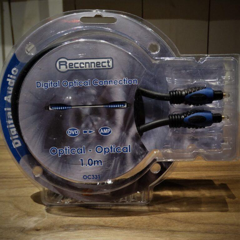 reconnect optische kabel 1m