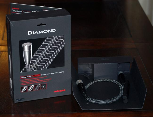 AudioQuest Diamond AES/EBU