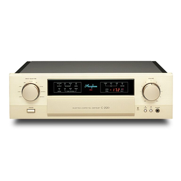 Accuphase C2120