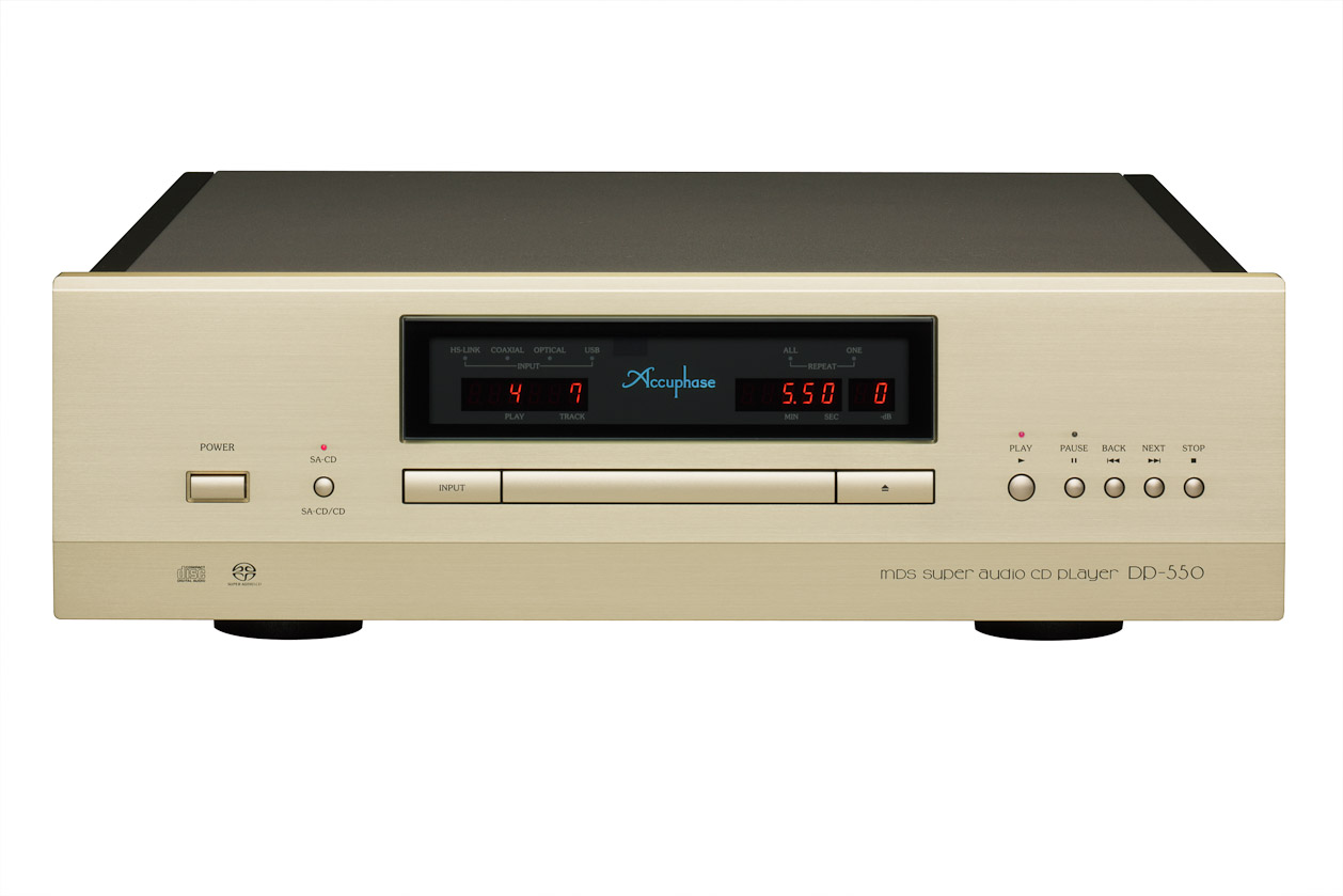 Accuphase DP550