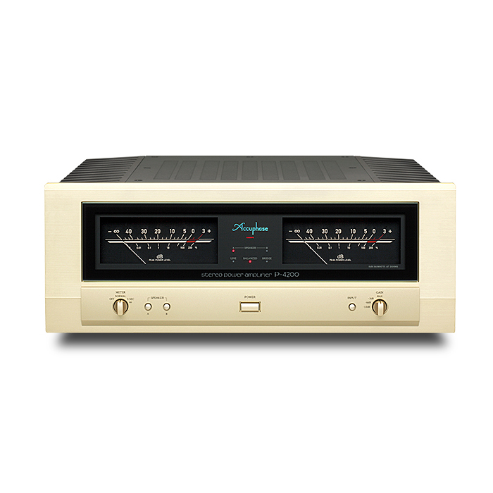 Accuphase P4200