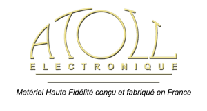 Atoll Electronique Logo Merken