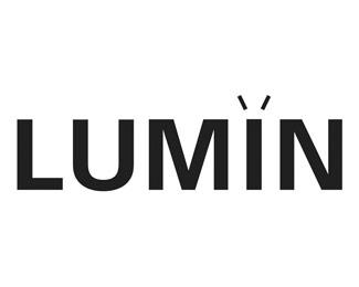 Lumin logo Merken