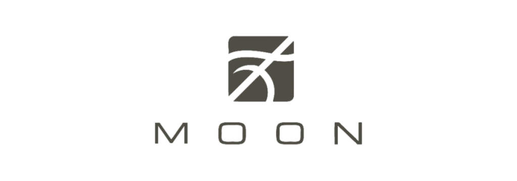 Moon Audio Logo Merken