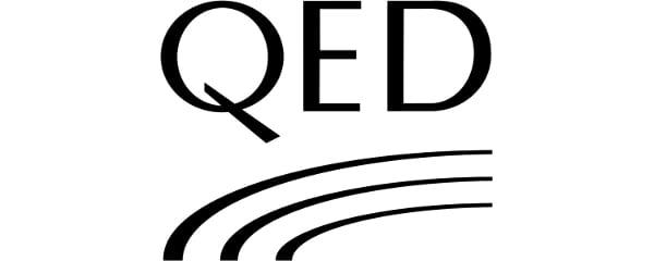 QED Logo Merken
