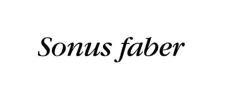 Sonus Faber Logo Merken
