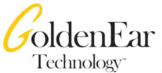 goldenear speakers logo Merken