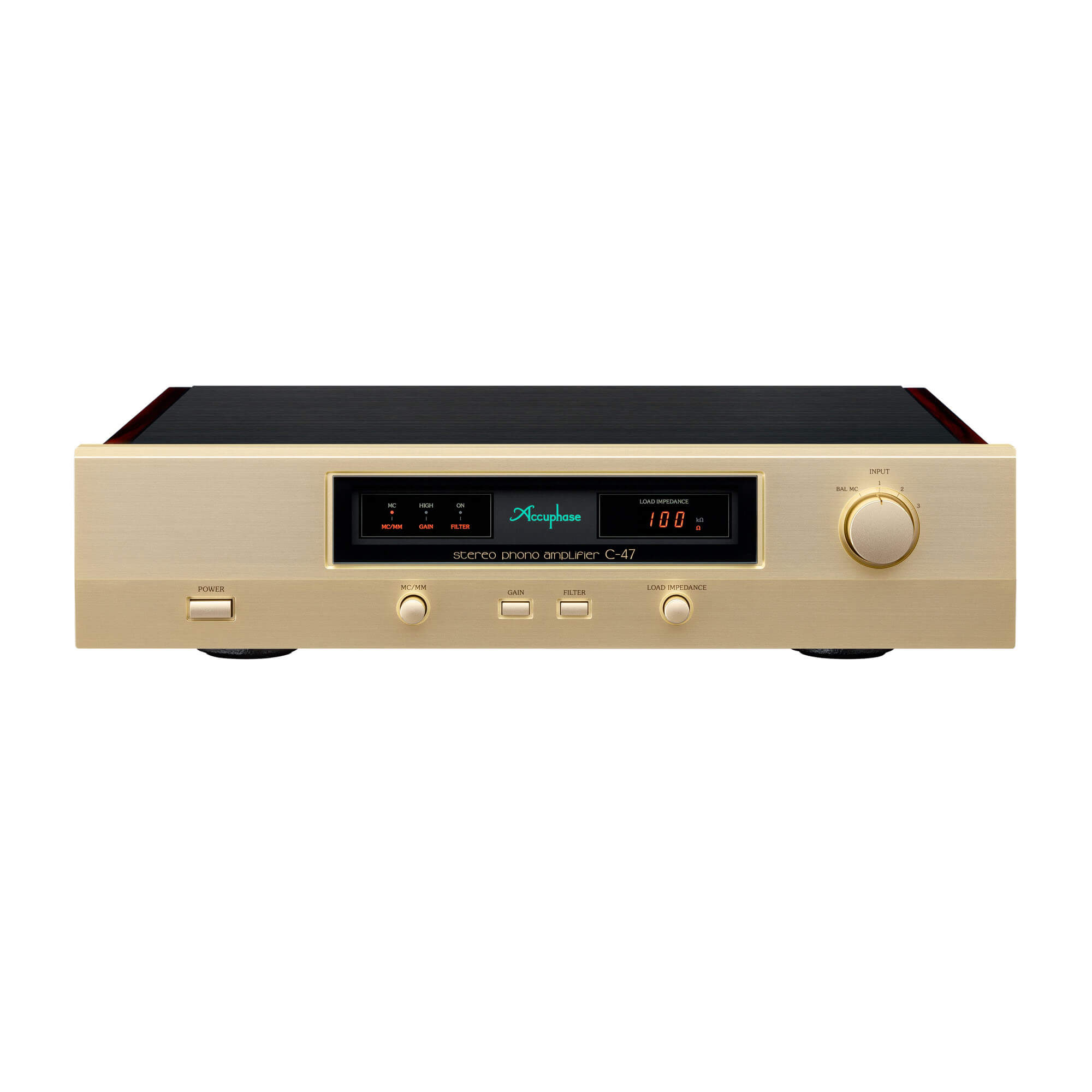 Accuphase C-47 Phono Versterker