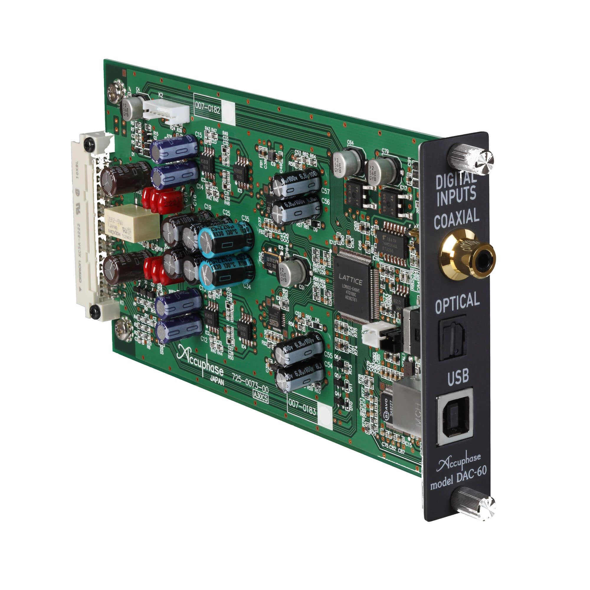 Accuphase DAC-60 DAC Board