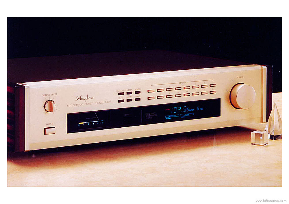 Accuphase T108